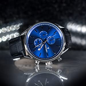 Chrono S Blue/Black