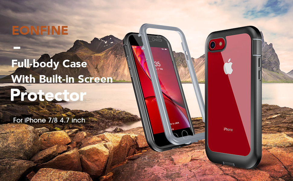 eonfine iphone 8 case