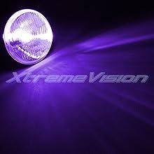 12000K - Purple
