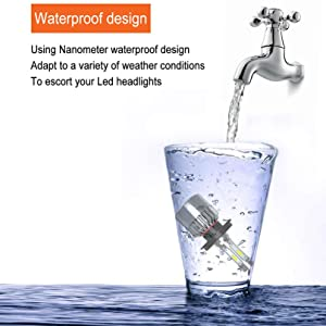 XtremeVision Waterpoof Design