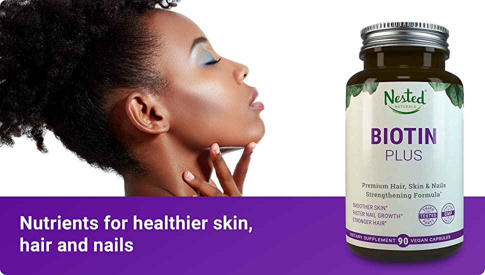 the discover of biotin or vitamin h Summary of biotin primary information, benefits, effects, and important facts biotin is an essential vitamin that has been grouped with the b-complex vitamins since it was discovered, in yeast alongside other b vitamins.