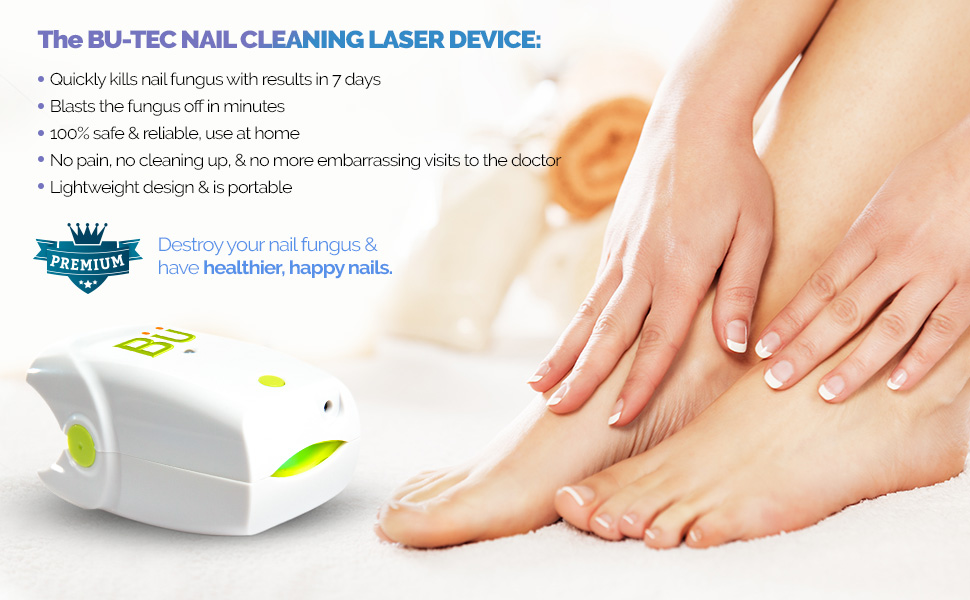 Amazon.com: Nail Laser Treatment - Revolutionary and Safe Toenail ...