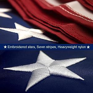 VSVO American flags