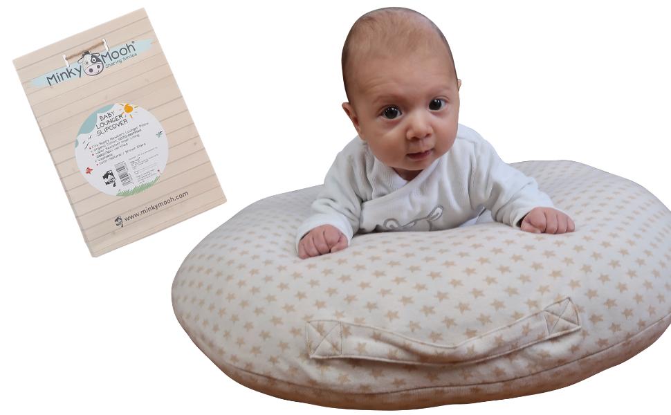 Amazon.com: Funda para tumbona recién nacida, algodón ...