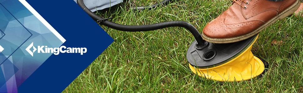 foot pump air pump