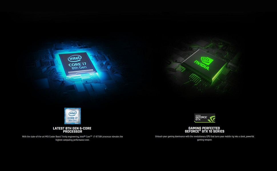 Processor and Graphics Banner