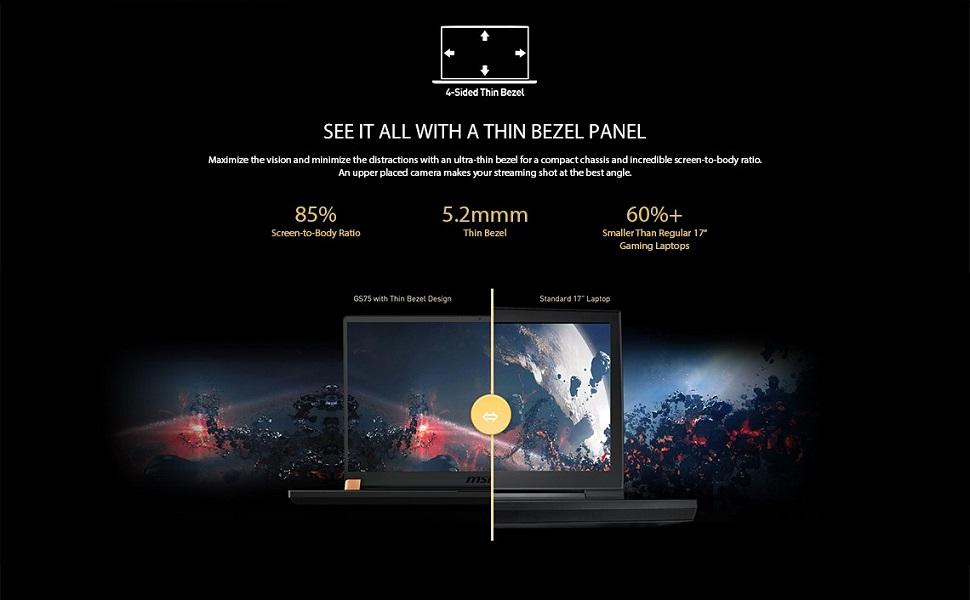 Thin Bezel Panel
