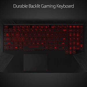 Durable Backlit Gaming Keyboard