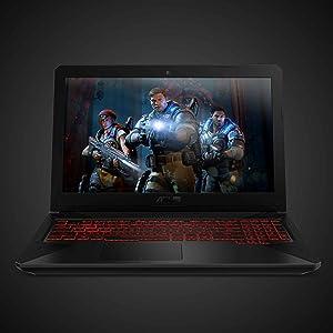 ASUS TUF Gaming FX504 Gamers Laptop