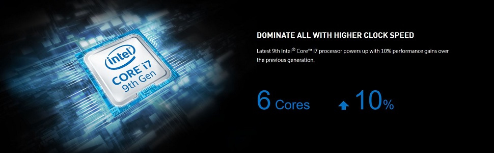 Dominate All with Higher Clock Speed