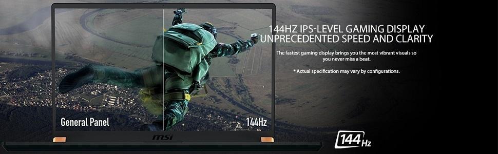 144Hz IPS-Level Gaming Display