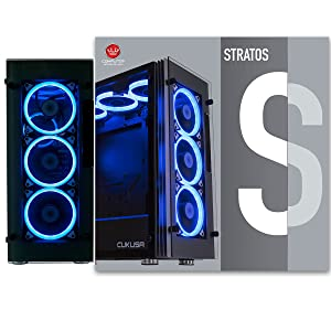 Whats in the CUK Stratos Gaming Desktop PC Box
