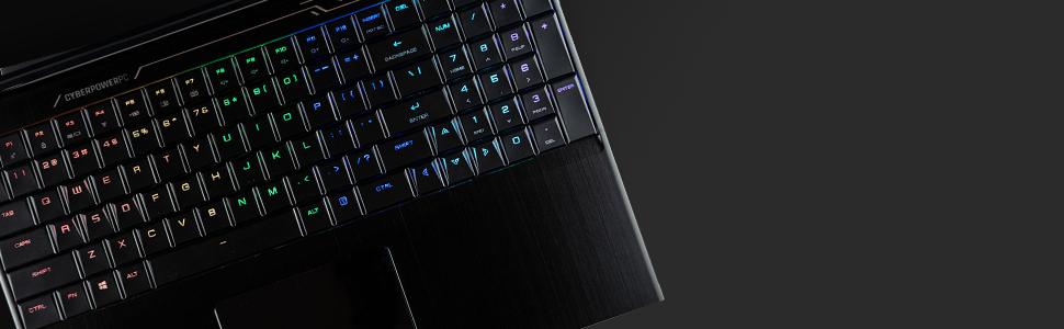 Backlight Mechanical RGB Keyboard