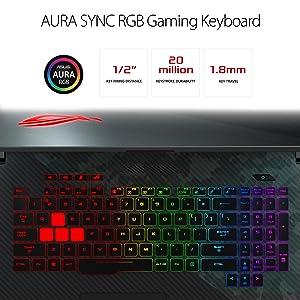 ASUS AURA Sync RGB Gaming Keyboard