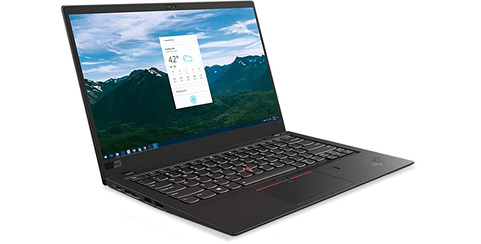 CUK ThinkPad X1 Carbon Business Touch Ultrabook (Intel i7-8650U, 16GB RAM, 1TB NVMe SSD, 14.0