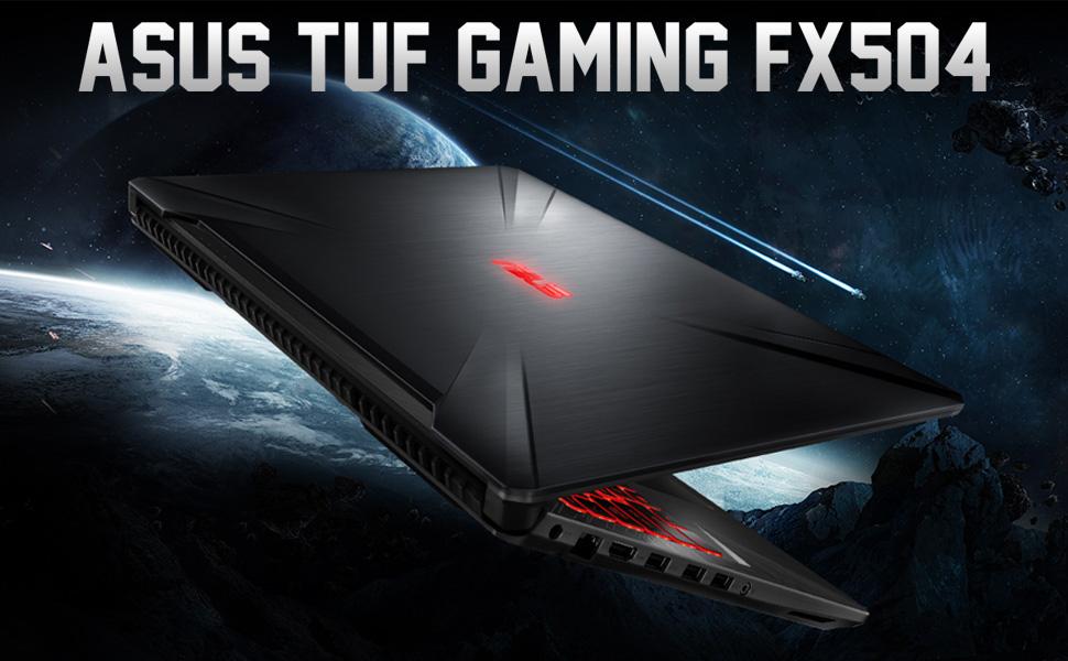 New 2018 ASUS TUF FX504 Gaming Laptop