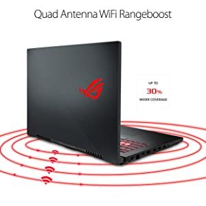 Quad Antenna WiFi Rangeboost