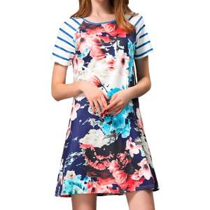 K1-Floral Printed Dress
