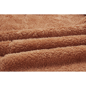 Soft Fleece Coat