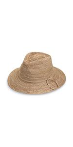 wallaroo hat company womens victoria fedora serious sun protection