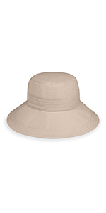 61706738dcbc9b ... Wallaroo Hat Company serious sun protection upf womens piper active  water sports ...