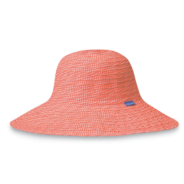 383f154ec60 Wallaroo Women s Scrunchie Sun Hat - Lightweight and Packable Sun Hat - UPF  50+