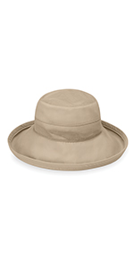 b4053748ecd949 ... Wallaroo Hat Company serious sun protection upf womens seaside active  water sports ...