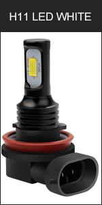 Fog ligth H11 H8 H9 bulb led