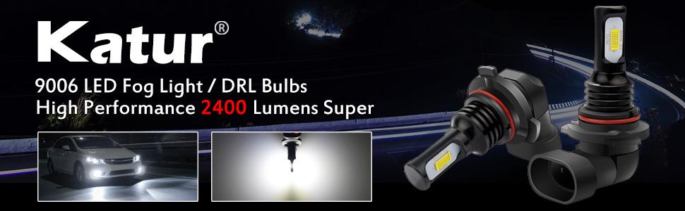 9006 LED Fog Light