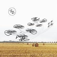 Drone quadcopter for beginner