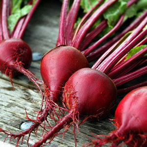 Energized Beets