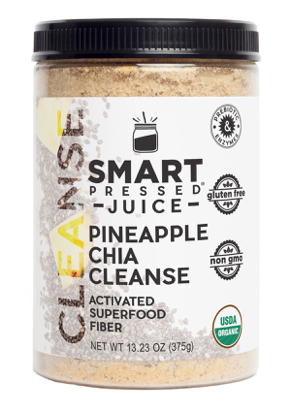 Pineapple Chia Cleanse