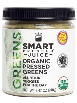Organic Pressed Greens Juice Cleanse