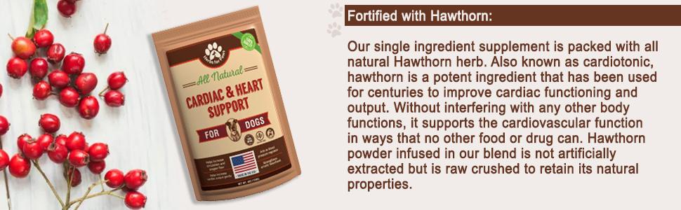 cardio strength hawthorn tonic formula blend blood pressure regulation healthy body