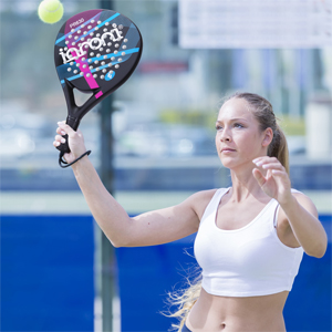 Amazon.com: IANONI Raqueta de tenis para playa con ...