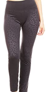 textured simple soft fleece stretchy sexy color print leggings for tops pants tights essential nice
