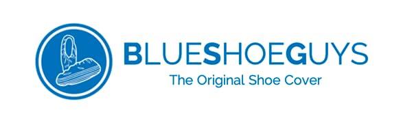 Blue Shoe Guys - The Original Disposable Shoe Cover
