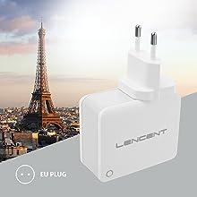 EU adapter