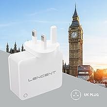 UK adapter
