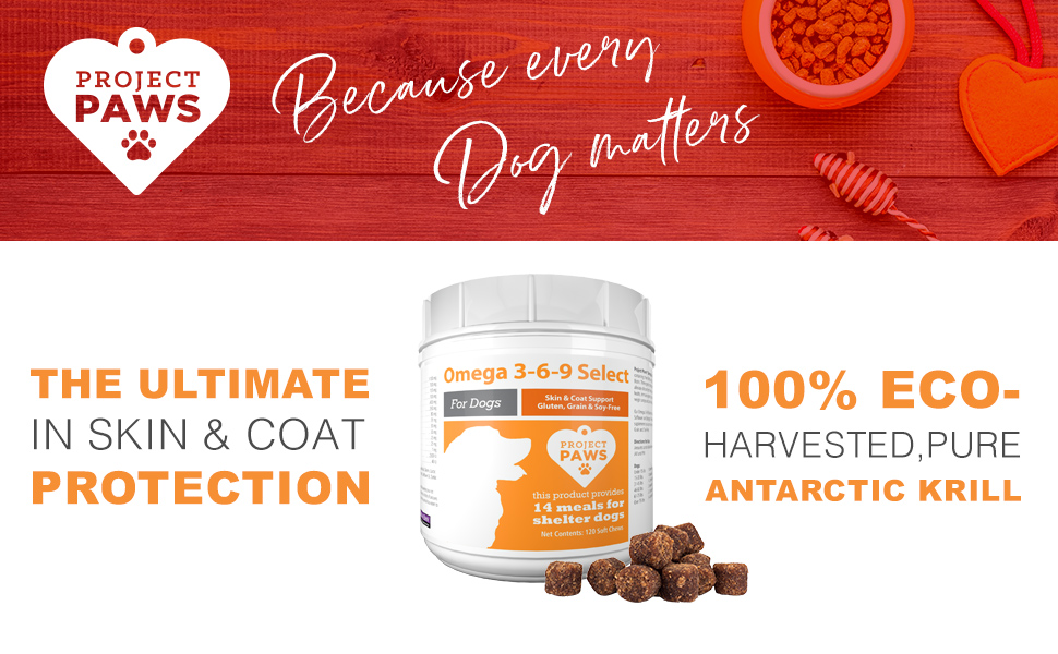 Amazon.com: Project Paws Omega 3-6-9 Select Aceite de ...