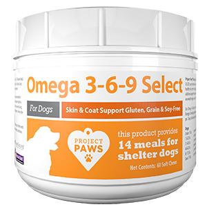 omega 3 6 9 krill oil for dogs