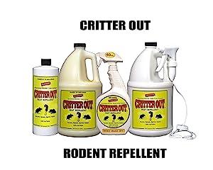 Amazon Com Deer Out 32oz Concentrate Deer Repellent