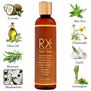RX 4 Hair Loss Conditioner
