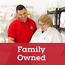 Dr. Harvey's has been family owned and operated since 1984