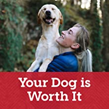 Your dog is worth it so please feed your dog real whole foods for a more a longer life