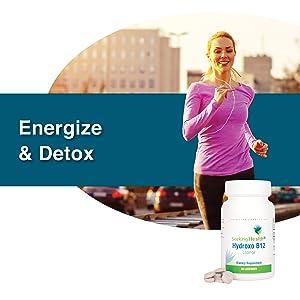 Hydroxo B12 vitamin detox
