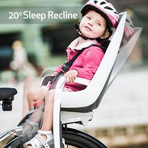 hamax hamaxusa caress child bike seat carrier bicycle toddler baby infant