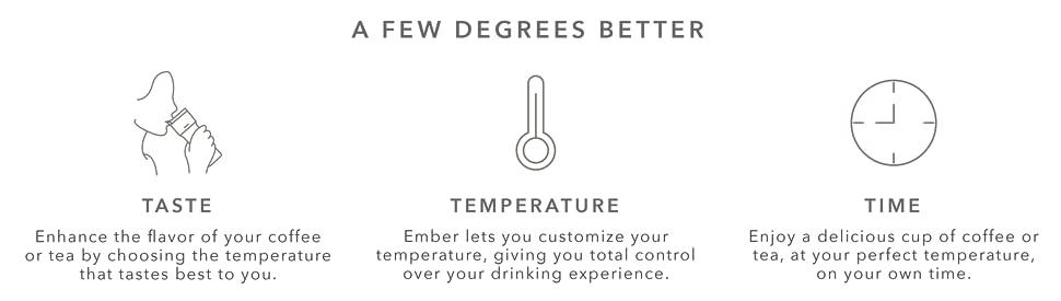 Ember Temperature Control Travel Mug, Black 11