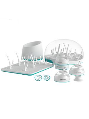 Amazon.com: Nanobebe - Set completo de regalo para recién ...