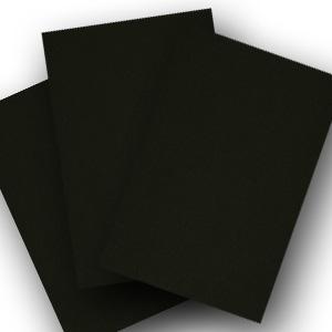 black card stock 4 x 6
